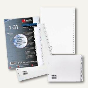 Artikelbild: Kunststoff-Register DIN A4