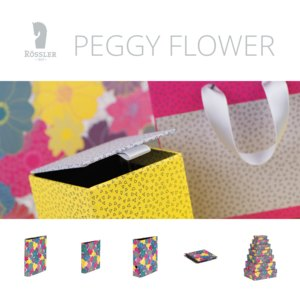 Artikelbild: Boxen & Schreibtischserie PEGGY FLOWER