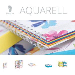 Artikelbild: Schreibtischserie AQUARELL