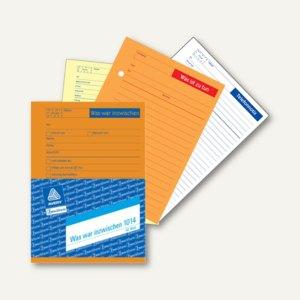 Artikelbild: Formular Gesprächsnotizblöcke