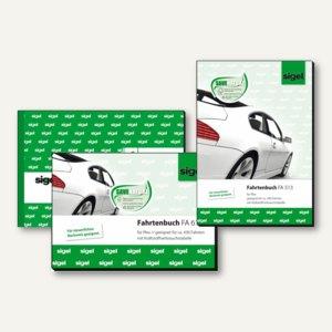 Artikelbild: Formularbücher Fahrtenbücher Pkw & LKW