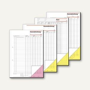 Artikelbild: Formular Kassenabrechnung