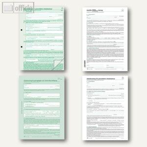 Artikelbild: Anstellungsverträge