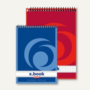 Artikelbild: Spiralnotizblöcke x.book