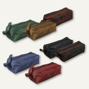 Artikelbild: Schlamperrollen aus echtem Leder