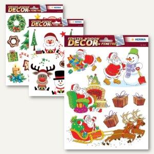 Artikelbild: Weihnachts-Fensterbilder