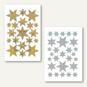 Artikelbild: Sticker DECOR Sterne