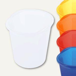 Artikelbild: Papierkörbe in transparenten Farben