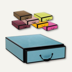 Artikelbild: MAYFAIR Schubladenboxen mit Kordelgriff