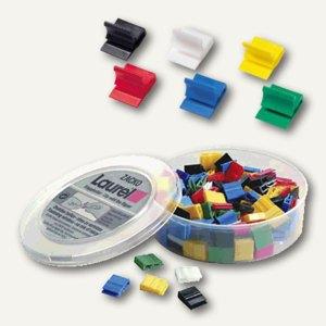 Artikelbild: Kunststoff-Briefklemmer ZACKO
