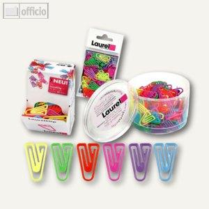 Artikelbild: Kunststoff-Büroklammern LaurelClip