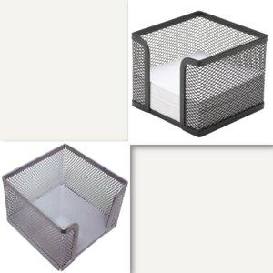 Artikelbild: Zettelboxen