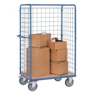 Artikelbild: Paketwagen - Tragkraft: 600 kg