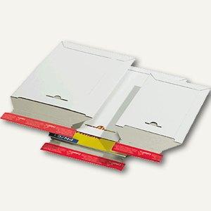MAILmedia Versandtaschen DIN A4, Haftklebung, Wiederverschluss, 20 St.,CP 012.03