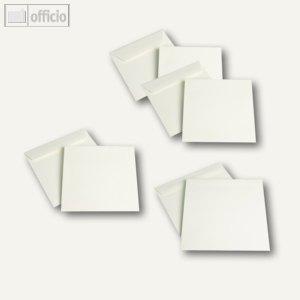 Artikelbild: Quadratische Briefumschläge naturelle
