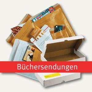 Artikelbild: Luftpolstertaschen & Deckelboxen - für Büchersendungen