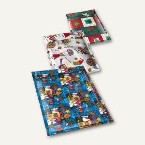 Artikelbild: Weihnachts-Luftpolster-Versandtaschen Comebag