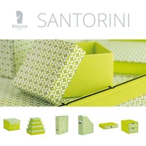 Artikelbild: SANTORINI Kollektion - Schreibtischserie