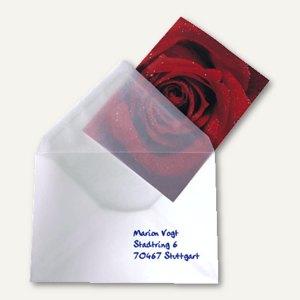 Artikelbild: Briefumschläge transparent
