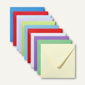 Artikelbild: Farbige Briefumschläge