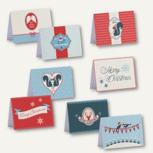 Artikelbild: Weihnachtskarten + Umschlag