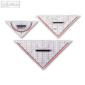 Artikelbild: Geometrie-Dreiecke mit abnehmbarem Griff