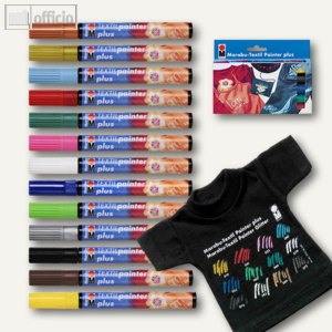 Artikelbild: Stoffmarker TEXTIL PAINTER PLUS