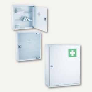Artikelbild: Erste-Hilfe-Verbandsschränke mit Glas- oder Stahltüren