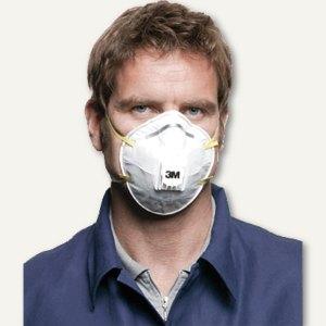 Artikelbild: Atemschutzmasken Komfort mit Ventil