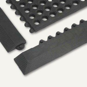 Artikelbild: Abschlussleisten f. Arbeitsplatzmatten - 965 x 65 mm