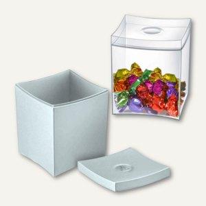 Artikelbild: Mehrzweckdose / Tisch-Abfalleimer - 0.6 Liter
