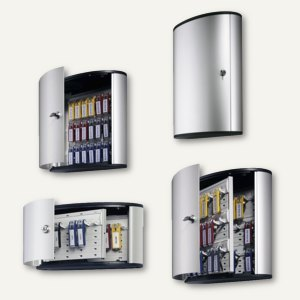 Artikelbild: Schlüsselkästen KEY BOX aus Aluminium