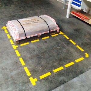 Artikelbild: Bodenkennzeichnungen - Markierungen