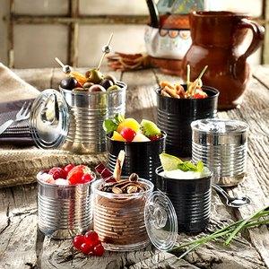 Artikelbild: Fingerfood-Becher Tin can