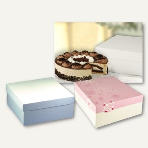 Artikelbild: Tortenkartons mit Deckel