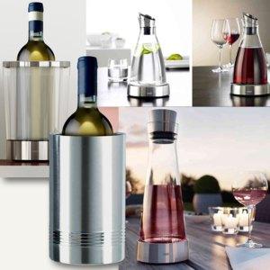 Artikelbild: Kühlkaraffen & Flaschenkühler - stilvoll Kühlen & Servieren
