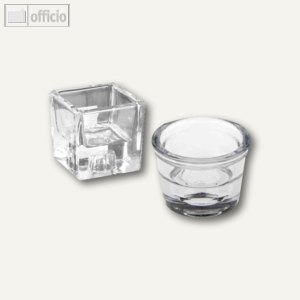 Artikelbild: Kerzen-/Teelichthalter Two in One