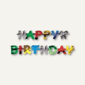 Artikelbild: Girlanden-Ketten Happy Birthday