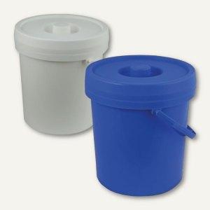 Artikelbild: Eimer mit Deckel & Henkeln - 12 Liter