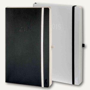 Artikelbild: Chronobook Buchkalender Black & White