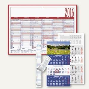Artikelbild: Plakat-/Wand-/Streifenkalender