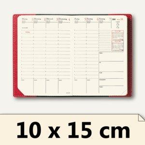 Artikelbild: Terminkalender Geschäftbus Prestige - 10 x 15 cm