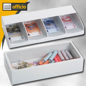 Artikelbild: Kasseneinrichtungen Banknotenfächer