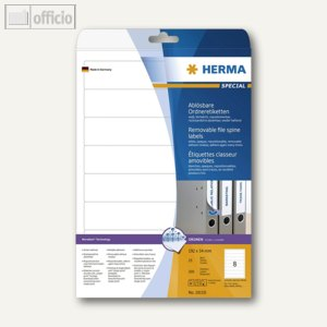 Artikelbild: Laser-/Kopier-/Inkjet-Ordner-Etiketten