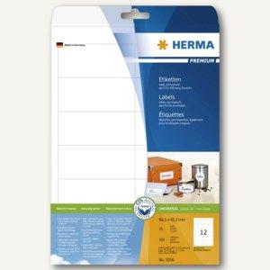 Artikelbild: Universal-Etiketten Premium für alle Drucker