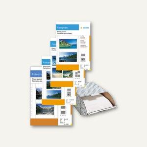 Artikelbild: Fotophan-Sichthüllen mit weißer Zwischenfolie