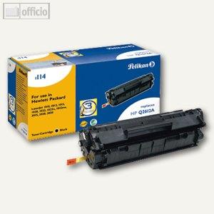 Pelikan Toner schwarz für HP Q2612A, 624222