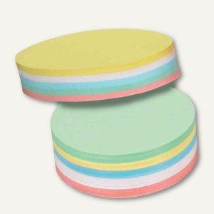 Artikelbild: Moderationskarten - rund - oval - eckig