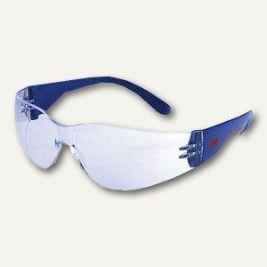3M Schutzbrille Klassik, UV-Schutz, klare Scheiben, blau, 2720