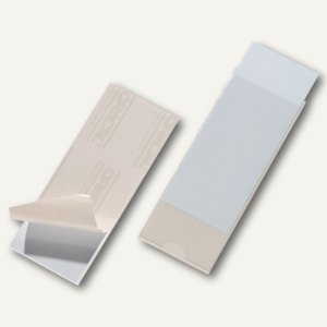 Durable Selbstklebetasche Pocketfix 60 x 150 mm, transparent, 10 Stück, 8075-19
